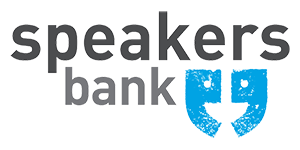 Speakers Bank Logo